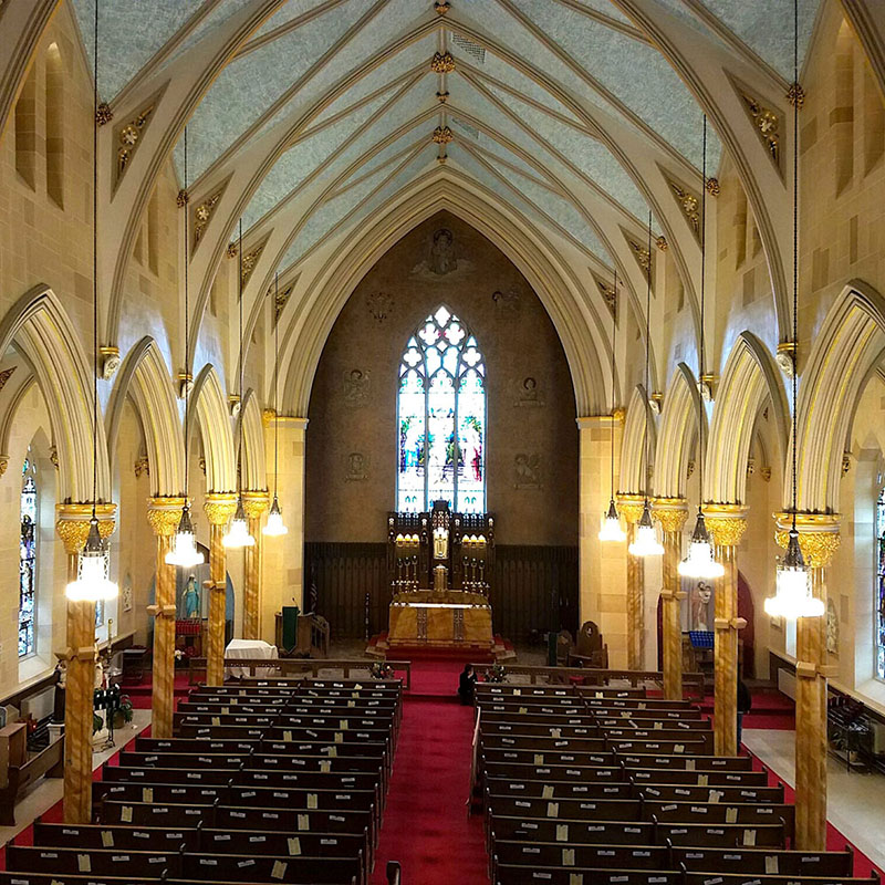 St John Cathedral - Middletown CT