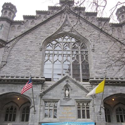Our Lady of Good Counsel Church - Manhattan NY