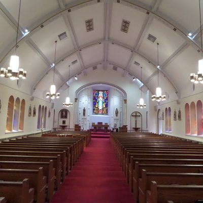 Our Lady of Libera Church - West New York NJ