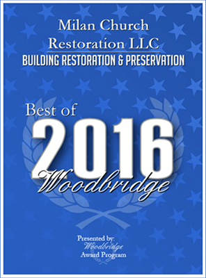 2016 Woodbridge Restoration Award